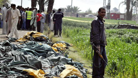 Deadliest balloon crash in decades kills 19 in Egypt | Politically Incorrect | Scoop.it