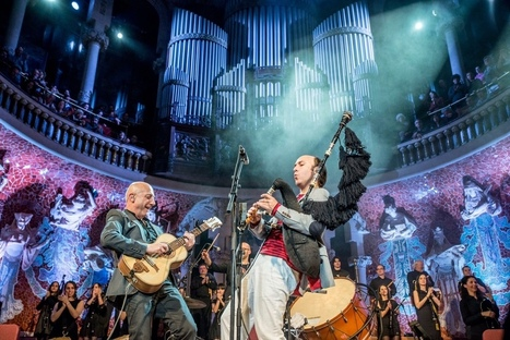 Pipe greats to play two special Hampshire UK concerts | Spanish Bagpipes Today | Scoop.it