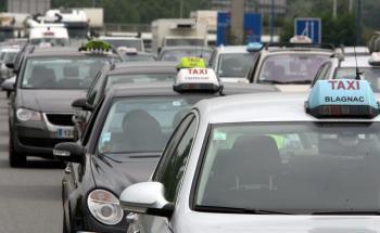 Les taxis bloqueront le périph' mercredi à Toulouse   Toulouse La Ville Rose   Scoop.it