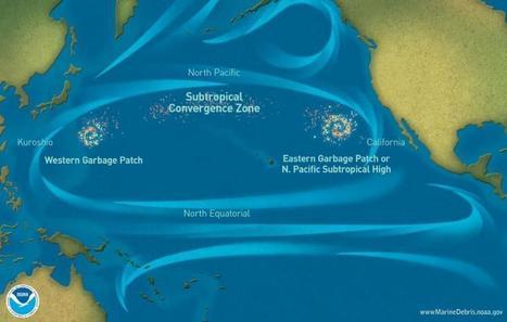 Los nuevos continentes de plásticos | Agua | Scoop.it