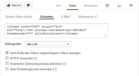 EuGH: Einbetten von YouTube-Videos ist kein Urheberrechtsverstoß | Zentrum für multimediales Lehren und Lernen (LLZ) | Scoop.it