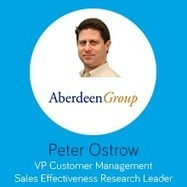 CPQ Speeds Sales: Join Us for a Conversation with Aberdeen | CPQ - News and Views Digest from Around the Web | Scoop.it