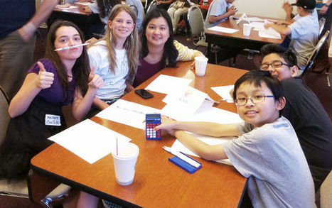 American Canyon math students mastering robotics - Napa Valley Register | GOVERNMENTaNdLAW | Scoop.it