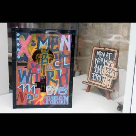 Du 22 au 24 janvier à la galerie Philippe Gelot ! | The art of Tarek | Scoop.it