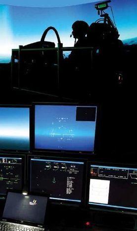Royal Navy Pilots Train for Aircraft Carrier Landings | Aviation & Air Force News at DefenceTalk | Royal Navy News | Scoop.it