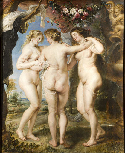 Breast Cancer Awareness Month: Was Breast Cancer Depicted in Rubens Paintings? | Cris Val's Favorite Art Topics | Scoop.it