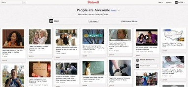Project: Pin Awesome People on Pinterest - News - GOOD | Everything Pinterest | Scoop.it
