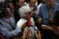 F1 news: Bernie Ecclestone says 2014 Formula 1 is 'unacceptable' to fans | Cars | Scoop.it