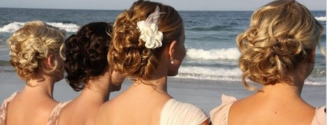 Bridal Hair Styling and Wedding Hair Stylist: How to Have the Perfect Hair Style For Your Beach Wedding | Hair4Brides | Scoop.it