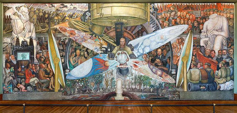Destroyed By Rockefellers, Mural Trespassed On Political Vision - NPR | political sceptic | Scoop.it