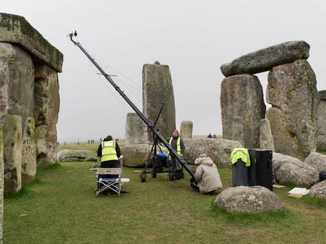 GB : Revealed: Early Bronze Age carvings suggest Stonehenge was a huge prehistoric art gallery | World Neolithic | Scoop.it