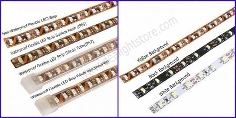 RGB Color Changing 12V/24V SMD5050 30LEDs/M RGB LED Strip Light per Meter - Flexible LED Strip Lights - Led Lights   Flexible Led Strip   Scoop.it