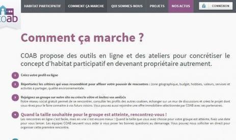 Un site Internet pour réussir son projet d'habitat participatif - Le Parisien | actualités en seine-saint-denis | Scoop.it