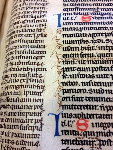 On gribouillait déjà dans les livres du Moyen Age - Rue89 | EcritureS - WritingZ | Scoop.it