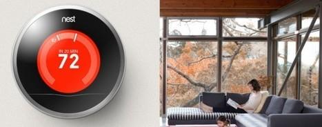 Le mag de la maison intelligente » Les objets connectés Nest bientôt commercialisés en France | Digital | Scoop.it