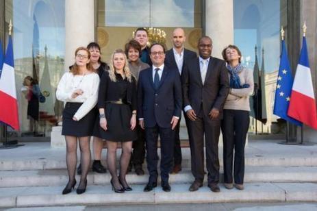 Hollande face à nos lecteurs : «Il faut arracher les électeurs au FN» | Think outside the Box | Scoop.it