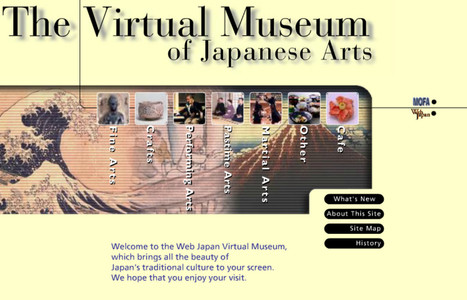 The Virtual Museum of Japanese Arts | hobbitlibrarianscoops | Scoop.it