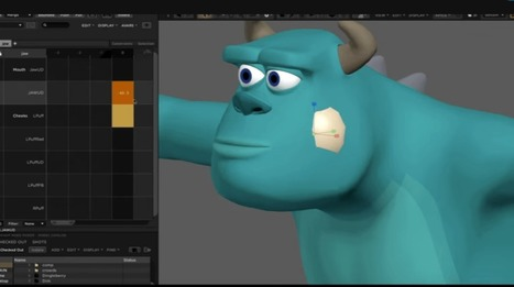 Pixar and Khan Academy Release Free Online Course for Aspiring Animators | Make: | 3D animation transmedia | Scoop.it