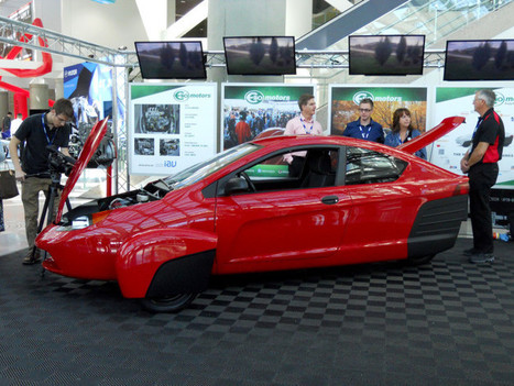 Elio Motors locks in price for nonrefundable reservations | Heron | Scoop.it