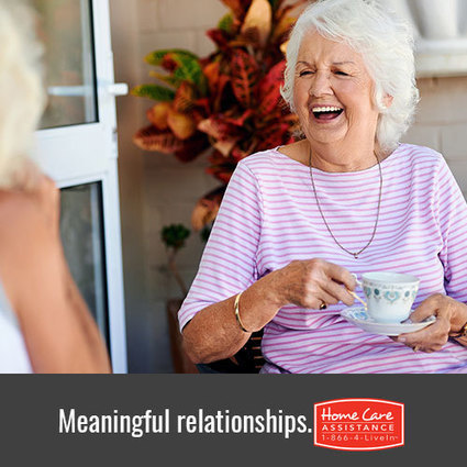 How Staying Social Boosts Senior Health? | Home Care Assistance Birmingham | Scoop.it