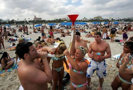 Florida dominates list of 'trashiest' Spring Break cities with 7 of the top 15 | The Billy Pulpit | Scoop.it