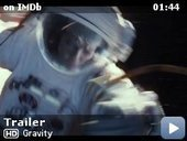 Videos and Trailers: Gravity (2013) | Fysikundervisning | Scoop.it