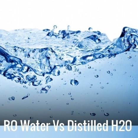 RO Water Vs Distilled Water   Pell's Lifting Life   Scoop.it