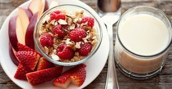 """Healthy diet linked to better memory and thinking 