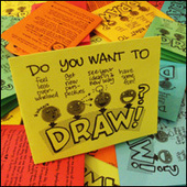 Turn ON the draw! TheDrawingSwitch is about reclaiming drawing in your life. | Herramientas participativas | Scoop.it
