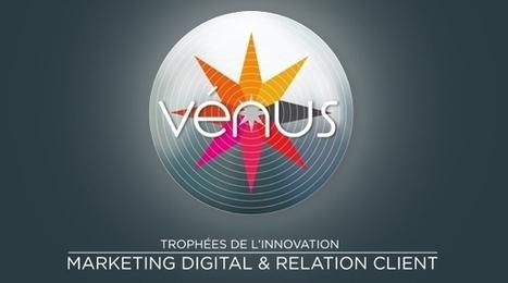 Le palmarès des Trophées Venus | Marketing et Grands groupes | Scoop.it