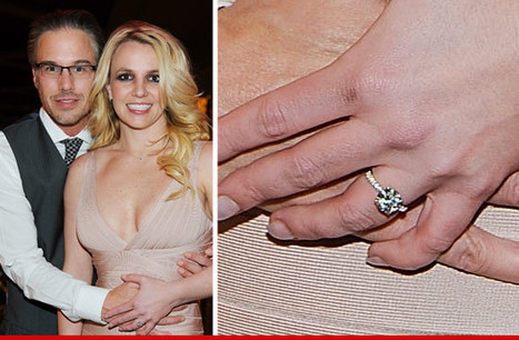 Britney Spears Returns Engagement Ring to Jason Trawick   AbuHill   Scoop.it