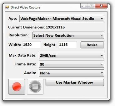 Matt's Webcorner - Video Capture   Digital Artifacts that Engage Students   Scoop.it
