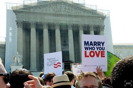 Same Sex Marriage in Virginia Blocked by Supreme Court | Shelly's Interests | Scoop.it