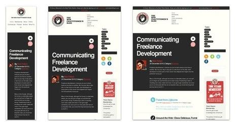 Introduction to Responsive Web Design | Design Revolution | Scoop.it