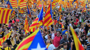 Spanish Crisis Revives Calls For Catalan Secession | Walkerteach Geo | Scoop.it