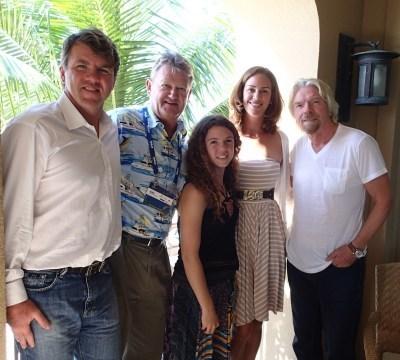 Guy Harvey, Sir Richard Branson Discuss Marine Conservation   Blue Planet   Scoop.it
