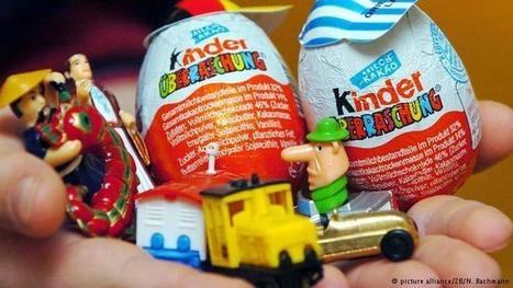 The evil egg: Chile bans Kinder Surprise | World | DW.COM | 28.06.2016 | Farming, Forests, Water, Fishing and Environment | Scoop.it