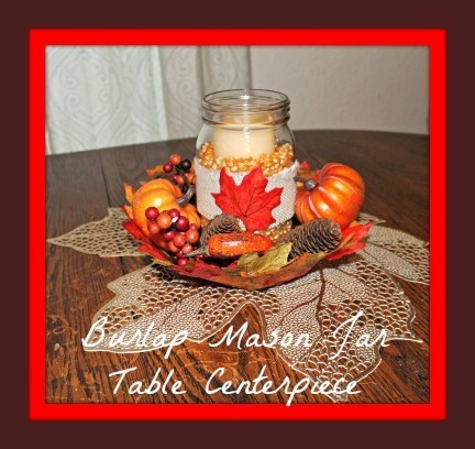 Thanksgiving Centerpiece Craft for the Holiday Challenged | Crafts | Scoop.it