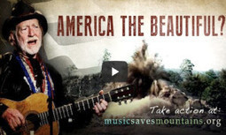 Willie Nelson Joins Fight to Stop Mountaintop Removal Coal Mining | Sustain Our Earth | Scoop.it