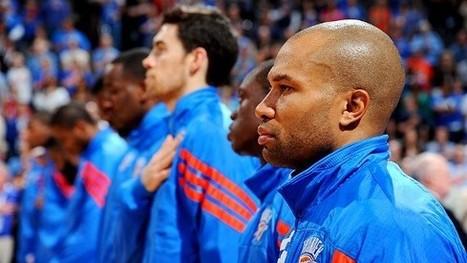 Derek Fisher vuelve a firmar con el Thunder | NBA | Scoop.it