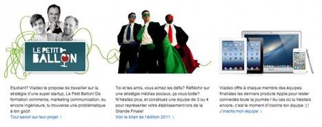 [Appel à candidatures] Coup d'envoi de la 2ème édition du Viadeo Student Challenge|FrenchWeb.fr | Outils et  innovations pour mieux trouver, gérer et diffuser l'information | Scoop.it