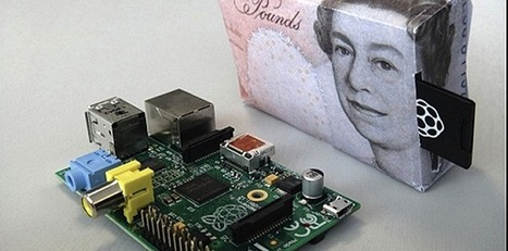 R18m fund from Raspberry Pi for taking IT into schools - htxt.africa | Raspberry Pi | Scoop.it