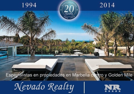 Nevado Marbella Magazine | Luxury Properties in Marbella | Scoop.it