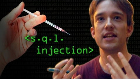 What the Hell Is a SQL Injection, Anyway? - Gizmodo | databases | Scoop.it