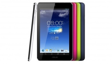 Asus MEMO Pad HD 7 Einwandfreie Performance and Better Battery Life | Cellulari Dual Sim Tech News | Scoop.it