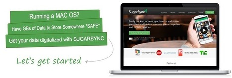 SugarSync : A Must-Have Backup & Storage Tool for MAC   Best VPN Provider   Scoop.it