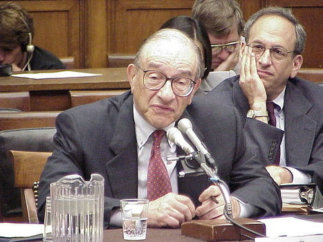 A New Era: Alan Greenspan - Boundless Open Textbook | Group 6 Ch. 22 | Scoop.it