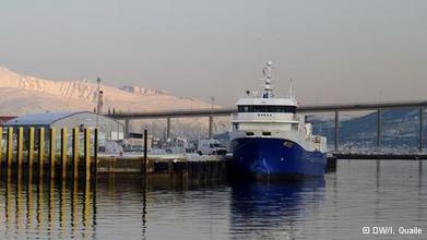 Are we prepared for a catastrophe in the Arctic? - Deutsche Welle   Adventure Tourism   Scoop.it