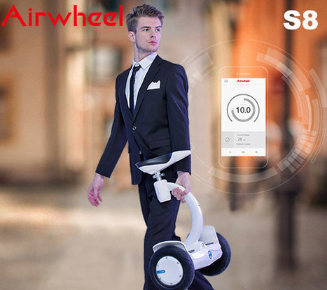 Airwheel Golden Technologies Electric Bikes Marches Forward and Seeks Perfection | Press Release | Scoop.it