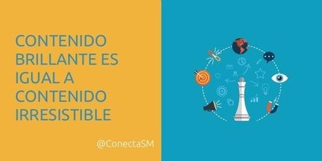 Cómo crear contenido irresistible para tu audiencia | Marketing Sales and RRHH | Scoop.it